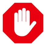 red-stop-hand-sign