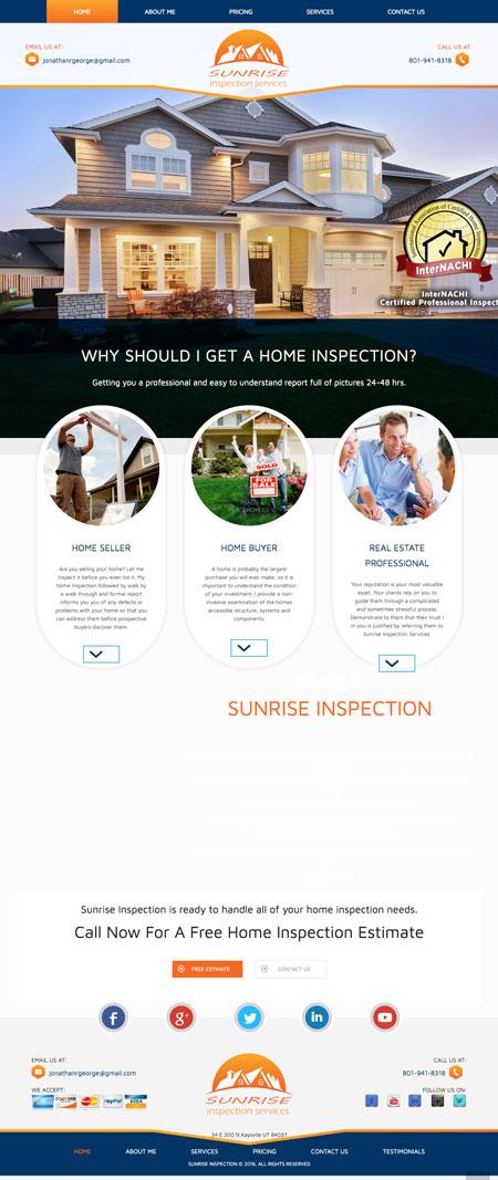 inspectorjon.com screenshot